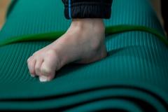 Fußgymnastik